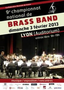 Championnat Brass 03 02 2013