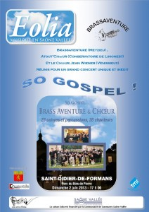 so gospel Brassaventure et choeurs